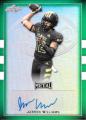 jarren-williams-2018-leaf-army-all-american-bowl-metal-green-autograph